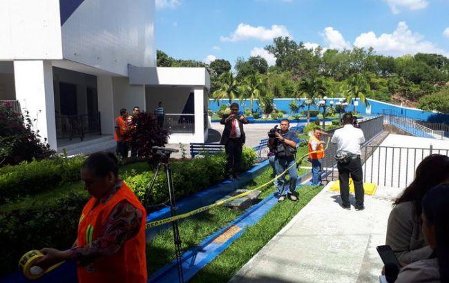 Через землетрус у Мексиці постраждала будівля парламенту Сальвадора