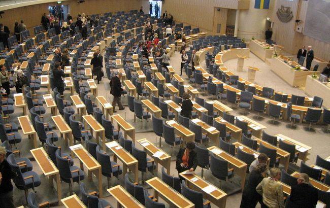 Швецький парламент проголосує про довіру прем