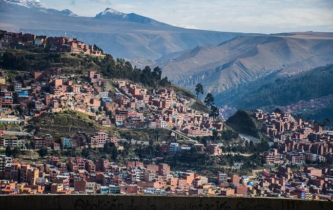 Болівія (фото: Оксана Черновол)