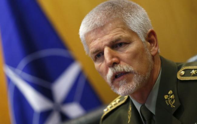 У НАТО стурбовані наростаючим військовим присутністю РФ