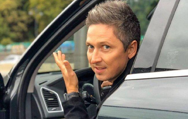 Испугался трактора: Александр Педан рассказал, как разбил чужое авто