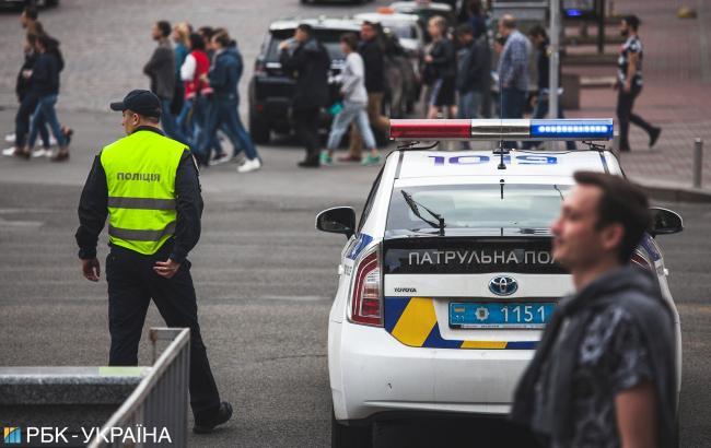 У Києві водій вистрелив в учасника акції протесту