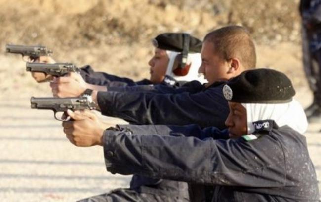 Атака террористов вИордании, есть жертвы