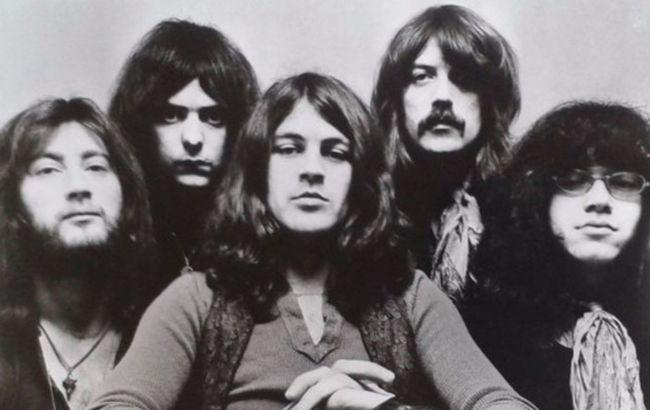 Легенды рок-музыки Deep Purple едут с сольным концертом в Киев