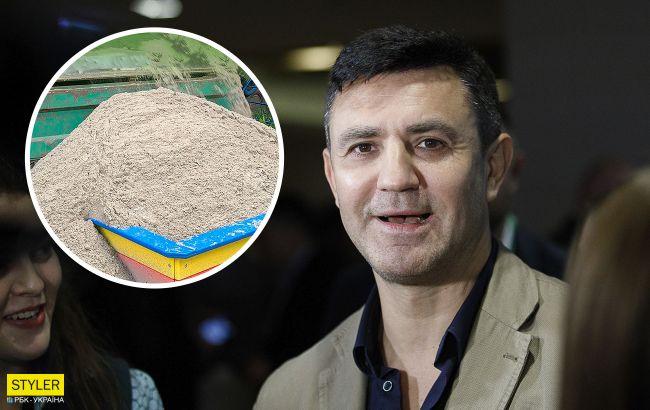 Тищенко порадовал киевских детей и жестко опозорился: понаваливал кучек