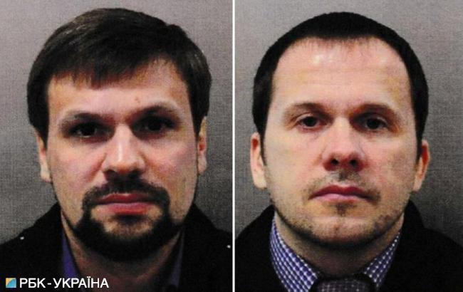 США ввели санкции против подозреваемых в отравлении Скрипалей