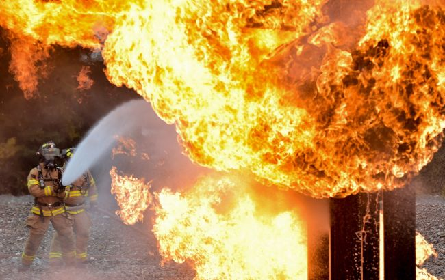 Масштабный взрыв газа в Китае: число жертв увеличилось