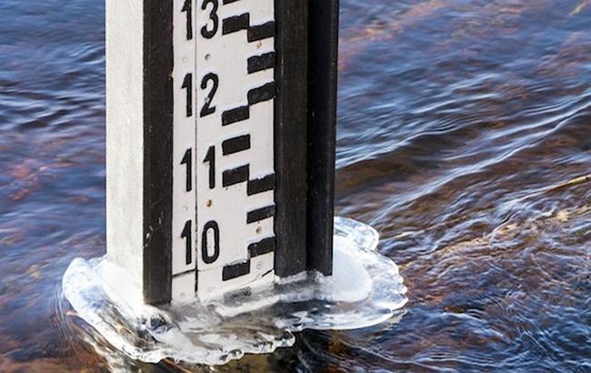 Фото: поднятие уровня рек (zk.dsns.gov.уа)