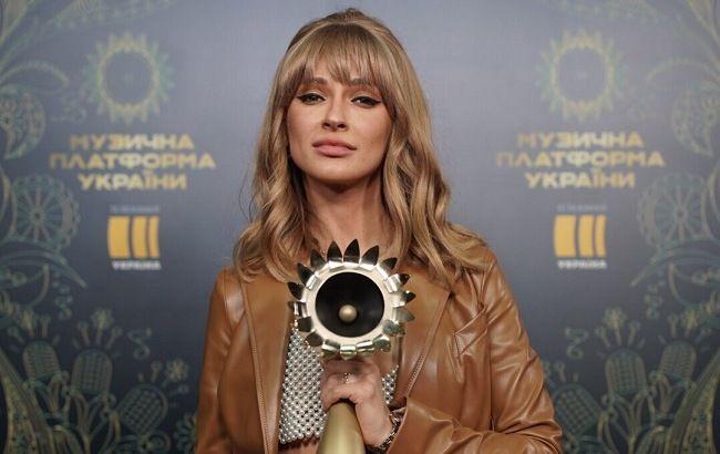 Як плакала вона: TAYANNA получила престижную музыкальную награду