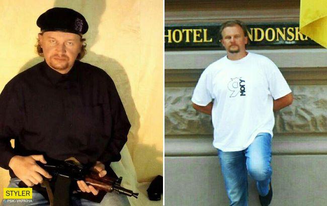 Стало відоме справжнє ім'я луцького терориста: він не Плохой