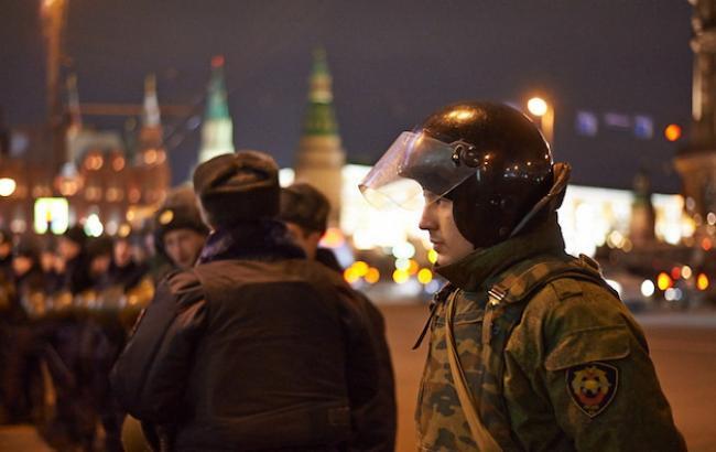 Фото: Bloomberg оценил вероятность протестов в России из-за кризиса