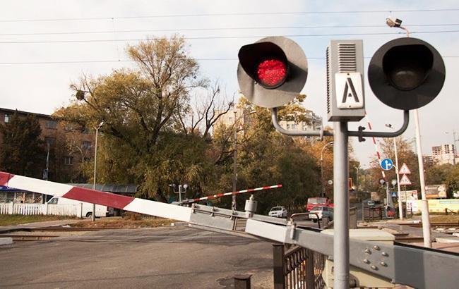 Накиевской станции «Дарница» погиб юноша
