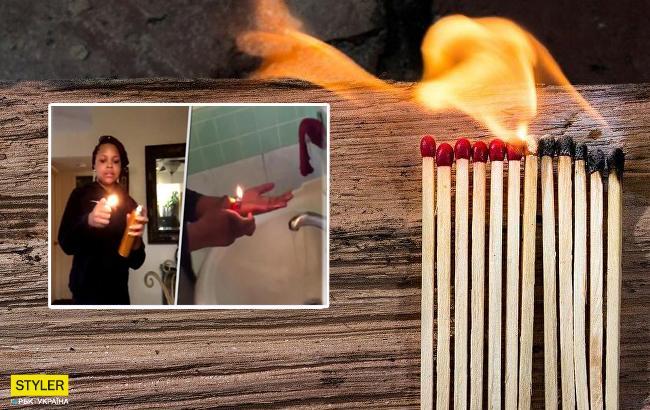 Fire Challange: у світі набирає популярність небезпечний флешмоб