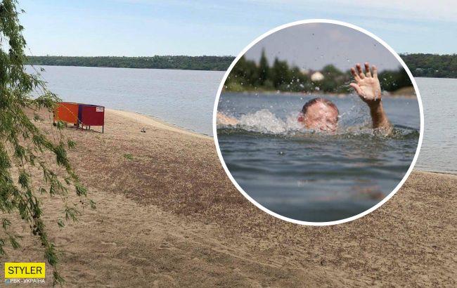 У Запоріжжі на пляжі сталася трагедія з підлітком: байдужість очевидців вразила медиків