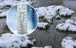 В Україну завітає мерзенна погода з сильним похолоданням: нові карти