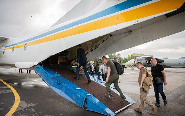 Члени ЦВК прибули на округ в Покровську за документацією