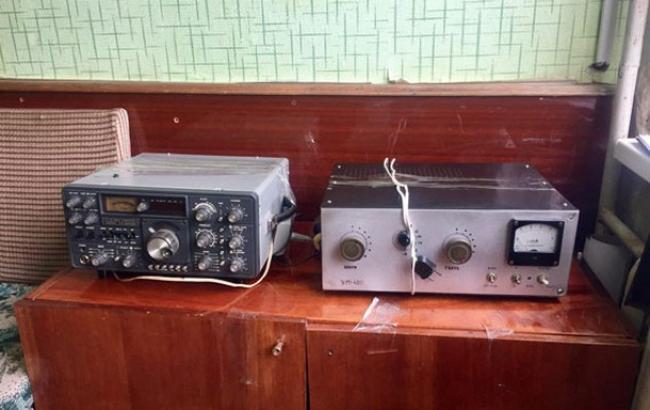 У Донецькій області пенсіонер передавав інформацію бойовикам по радіо