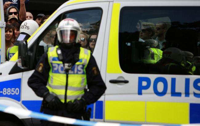 Фото: в центре шведского города прогремел взрыв
