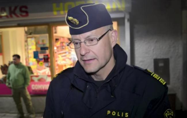 В Стокгольме произошел взрыв в турецком культурном центре