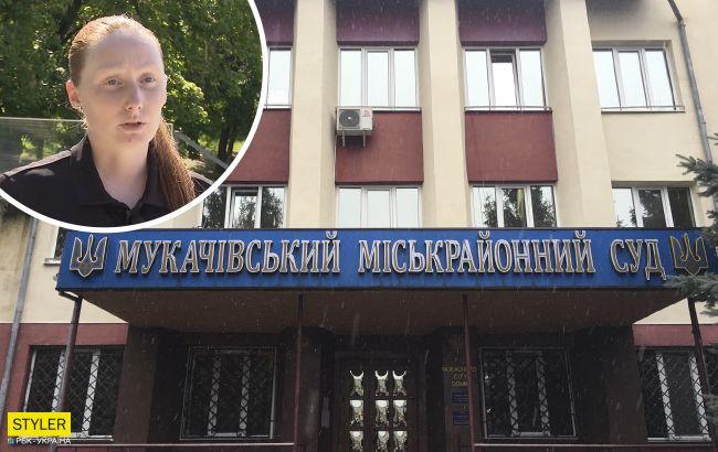 На Закарпатті співробітник СБУ побив поліцейську: скандал отримав несподіване продовження