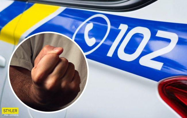 У Києві троє підлітків побили і задули газом літнього чоловіка (відео)