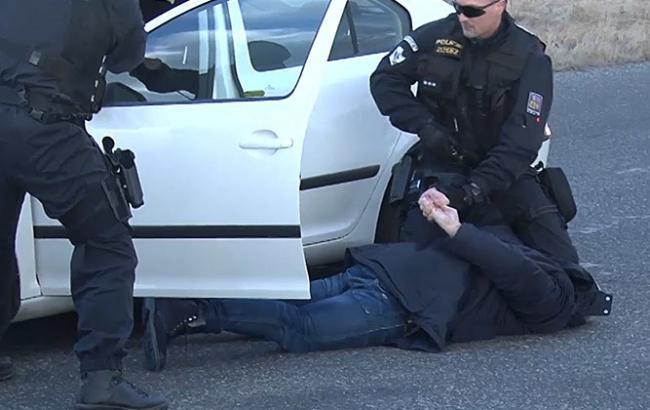 Фото: у Празі затримали російського хакера