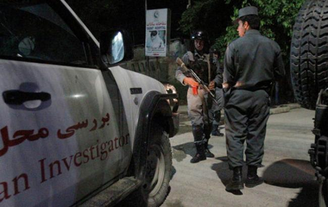Фото: в Кабуле похитили австралийку