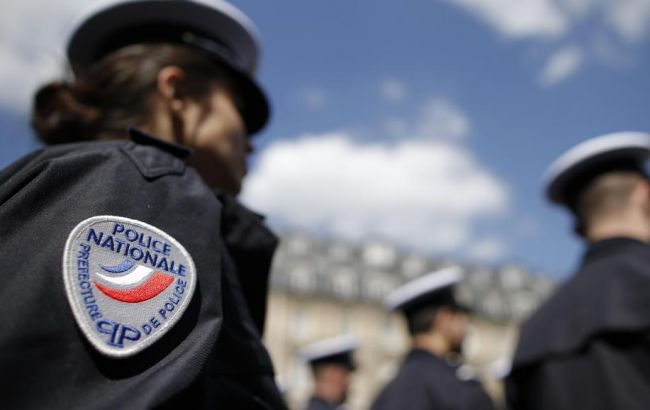 Фото: французская полиция