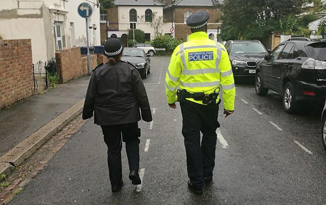 Фото: британская полиция (twitter.com/MPSActonCentral)