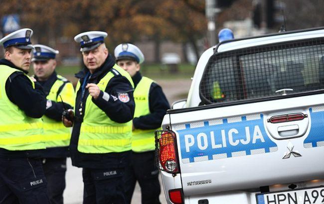 Фото: польская полиция