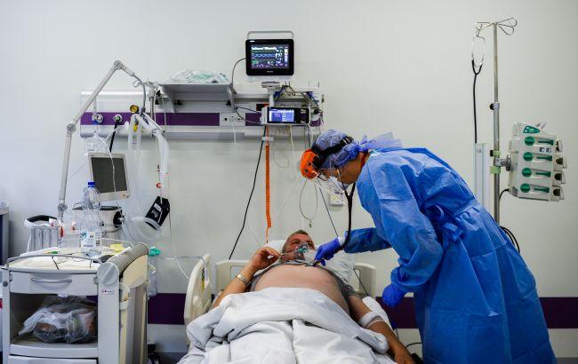 У Польщі зафіксували новий рекорд за кількістю смертей від COVID