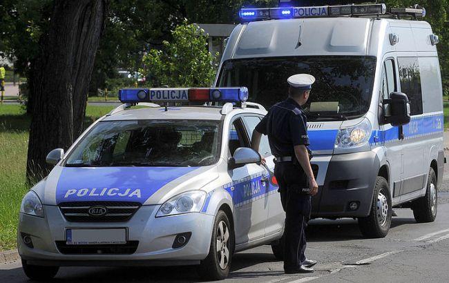 Фото: полиция Польши