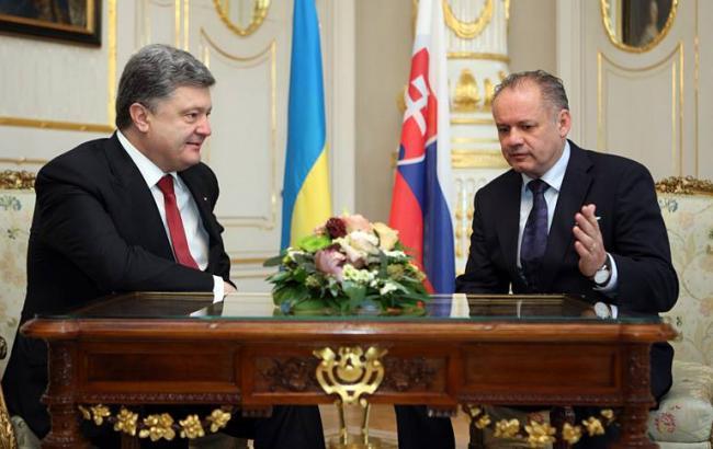 Порошенко и Киска будут сообща давить на РФ