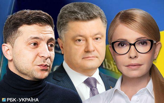 Итоги первого тура. Зеленский таки станет президентом Украины
