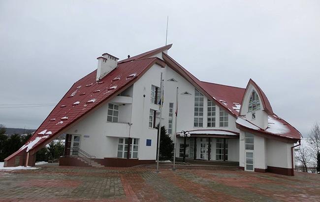 В Ивано-Франковской области взорвали музей Бандеры