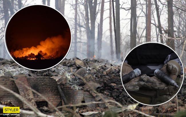 Взрывы под Ичней: последствия ЧП показали в сети (фото)
