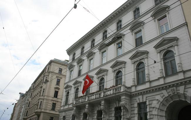 Фото: Туреччина відкликала посла в Австрії