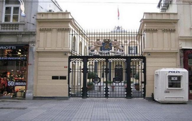 Фото: послові Нідерландів у Туреччині рекомендували тимчасово припинити свої обов'язки