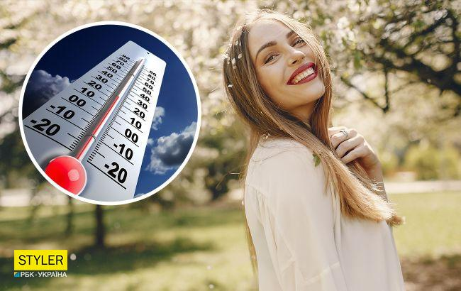 Україна буде однією з найтепліших в Європі: синоптик обрадувала прогнозом