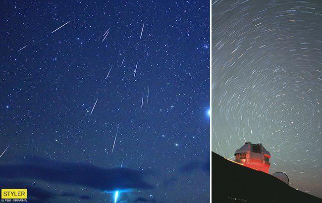 Земля в опасности? Приближается мощный метеорный поток Леониды