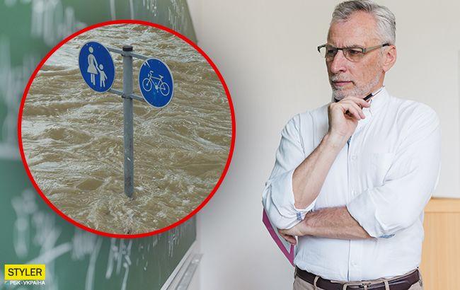 Частина України може піти під воду: з'явилася карта затоплення