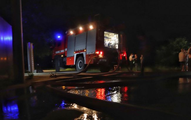 В Одесі сталася пожежа в психіатричній лікарні, є жертви