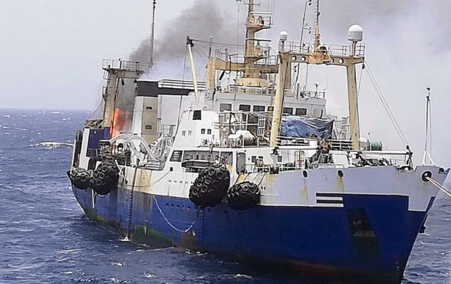Українські моряки із затонулого судна біля берегів Мавританії повернулися додому
