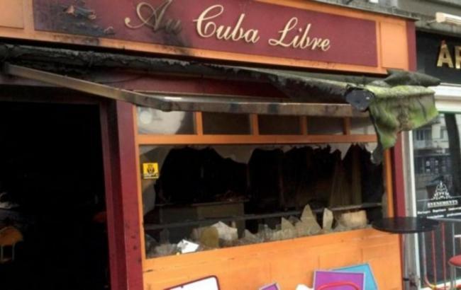 Фото: у прокуратурі Франції розповіли, хто винен у пожежі в барі Руана