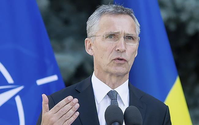НАТО підтверджує можливість вступу України в Альянс, - Столтенберг