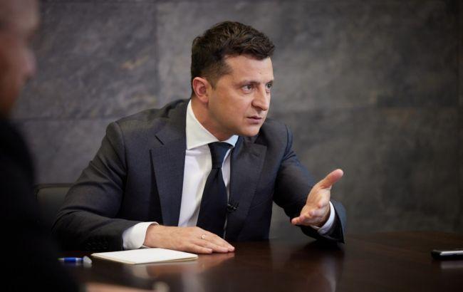 Зеленский надеется получить вскоре сроки встречи с Путиным
