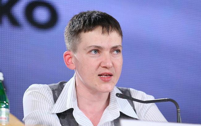 Комитет по задачам нацбезопасности поддержал исключение Савченко