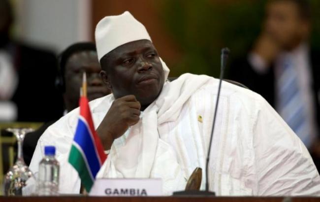 Совбез ООН выступил засмену власти вГамбии