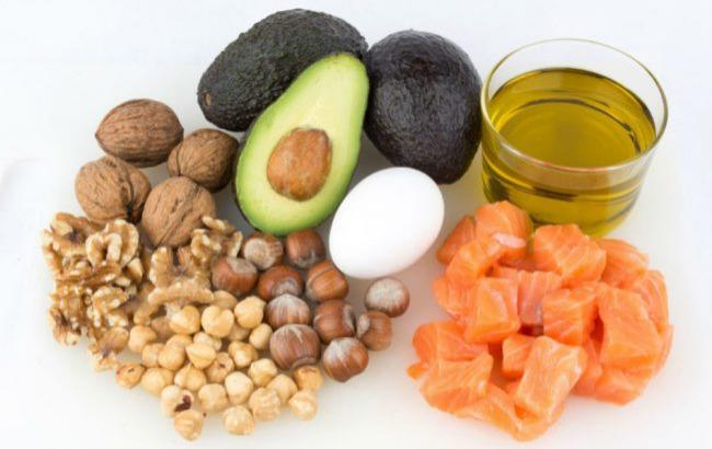 Фото: жирные продукты, которые полезны для организма