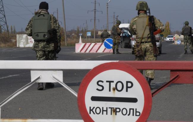 У Луганській обл. прикордонники відбили прорив диверсійної групи, - ДПС